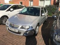 2005 Rover 25 - Facelifted