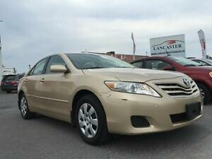 2010 Toyota Camry 4-cylinder PRICED TO SELL!!!