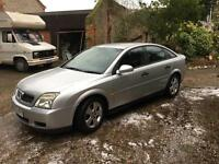 Vauxhall vectra 2.0dti. Long mot