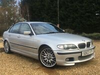 AUTOMATIC BMW 320CI SPORT FULL SERVICE HISTORY ONE YEAR MOT