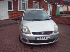 2006 Ford Fiesta Style Climate 1.25 petrol ONLY 39K Miles