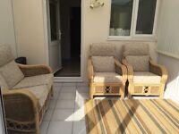 3 peice conservatory suite