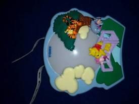 Tomy winnie the pooh moonlight