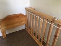 Single bed (Free)