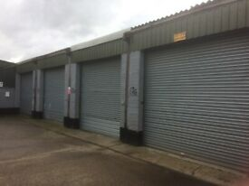 LIGHT INDUSTRIAL AND STORAGE UNITS TO RENT