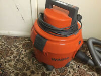 Vax cylinder vacuum cleaner in very good condition
