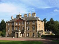Weekend Housekeeping and Breakfast Assistant - Gilmerton House, Athelstaneford, East Lothian