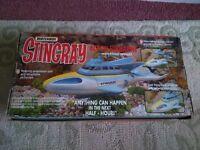 Matchbox Stingray - Unused.
