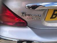Jaguar AWD X Type 2.5 Ltr