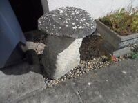 large staddle stone