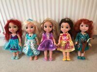 Disney toddler doll bundle
