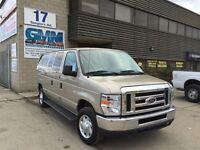 2012 Ford E-350 XLT Short 12 Passenger Van Gas