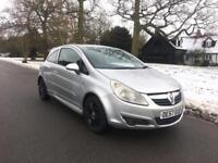 Vauxhall Corsa 1.2 i 40K Miles ! Good spec