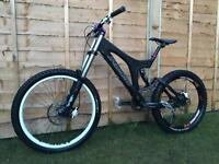 Specialized big hit full suspension Downhill bike, HIGH SPEC, HOPE