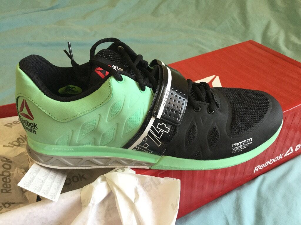 Rebook Lifting Shoes size 10