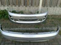 Focus mk1 front and rear collection bumpers