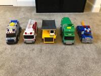 Boys Trucks