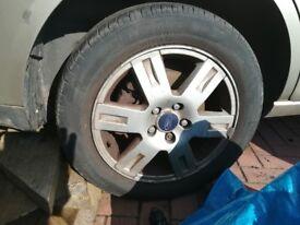 "Ford mondeo 2.0 tdci ghia 16""alloys."