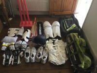 Cricket Gear for Sale - £175 (ONO)