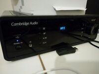 Cambridge Audio Minx XI Digital Music System + Q Acoustics 2020i (Spotify/Bluetooth/Internet Radio)