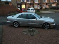 Mercedes E320 cdi avantgarde 133000