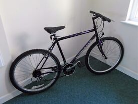 MOUNTAIN BIKE, DIAMOND BACK ADULT!