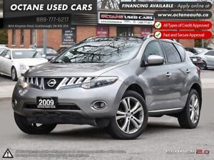2009 Nissan Murano S   Very Clean Mint Condition! We Finance!!