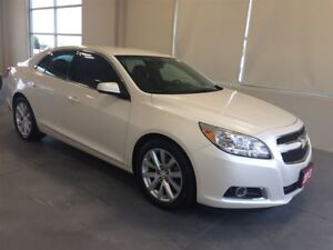 2013 Chevrolet Malibu 2LT White Diamond Tri-coat, Remote Start..
