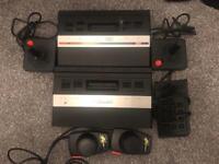 Two Atari 2600
