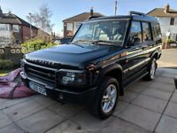 2003 Land Rover Discovery ES Auto 4.6 v8 John Eales Engine with Diff Lock & LPG