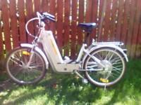 Powabyke (pedal assisted bike)