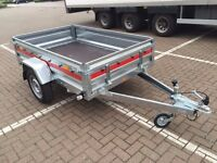 Brand New box trailer TEMA PRO