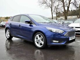 image for 2016 16 FORD FOCUS 1.0 ZETEC 5d 124 BHP CALL 01224774455