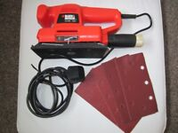 BLACK & DECKER Electric Sander