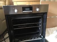 Hoover Integrated Oven - Perfect Working Order!!