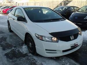 2009 Honda Civic Coupé Ac aut dx