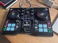 Hercules DJ Controller Instinct P8 - Mixer