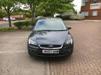 Ford Focus 1.8 Zetec 5dr- 1 owner from new- Full service History- All previous MOT- 2 keys-