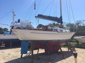 8.75m Nantucket Clipper