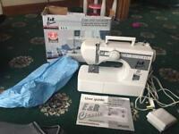 Sewing Machine Electronic Control Classic Model KPN400