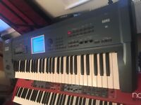 KORG Triton for sale electrical keyboard