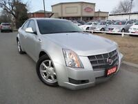 2009 Cadillac CTS PANORAMIC ROOF LEATHER EXCELLENT CONDITION