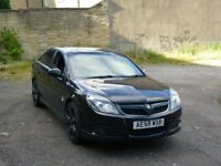 2008 Vauxhall Vectra 1.8 i VVT SRi 5door Petrol long MOT top spec full VXR body kit drive good