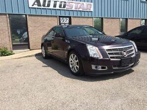 2008 Cadillac CTS cts4