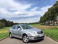 2008 SKODA OCTAVIA 1.9TDI PD AMBIENTE, 6-SPEED AUTOMATIC, SALOON ***GENUINE LOW 22,000 MILES ONLY!!!