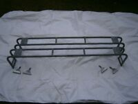 Land Rover Defender heavy duty roof bars