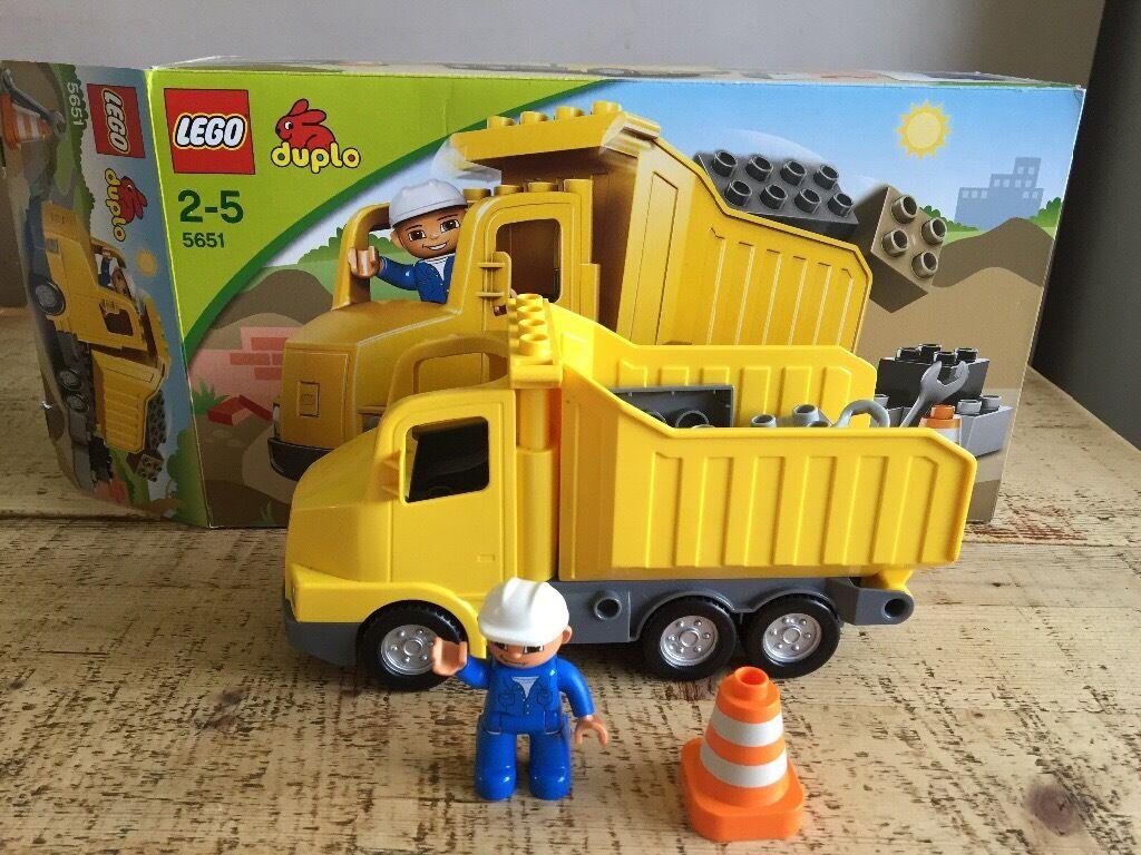Lego Duplo dumper truckin Norwich, NorfolkGumtree - Lego Duplo dumper truck set in original box excellent condition No parts missing