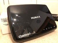 Humax HDR-1100S Freesat HD TV Recorder (500GB)