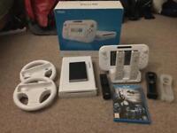 Nintendo Wii U with 47 games!!