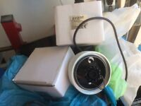 3 new and 1 used X-Vision Dome Cameras for sale £150:00 p and p separate depending on location